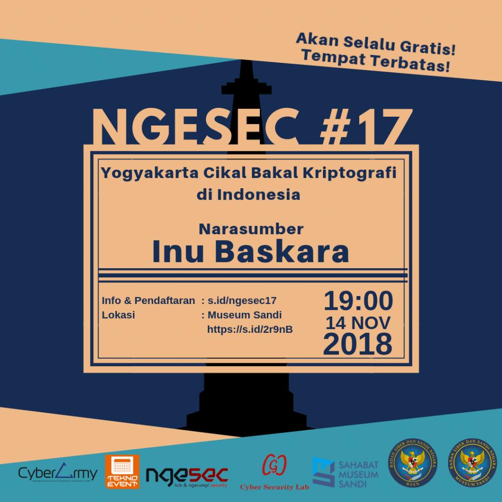 NgeSEC 17